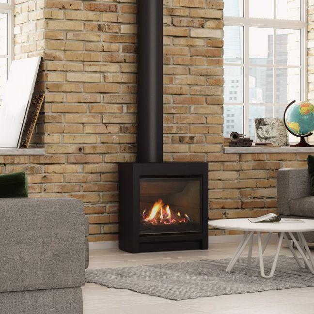 Freestanding Gas Fireplaces |DFS Series | DFS730