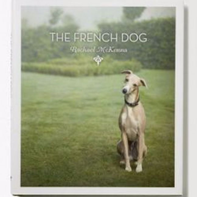 French Dog   Coffee Table Book