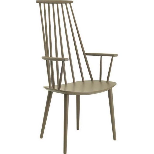 Frost Dining Chair   Dust Brown   Modern Furniture