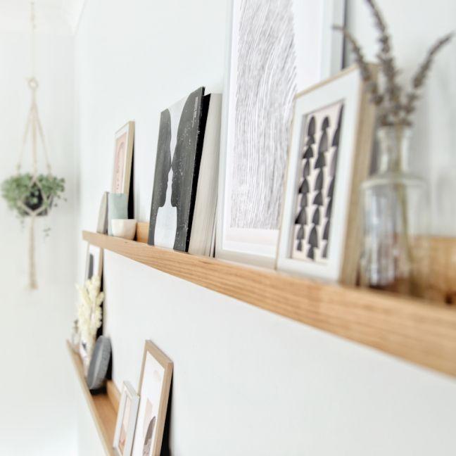 Gallery Ledge   180cm   Jemmervale Designs