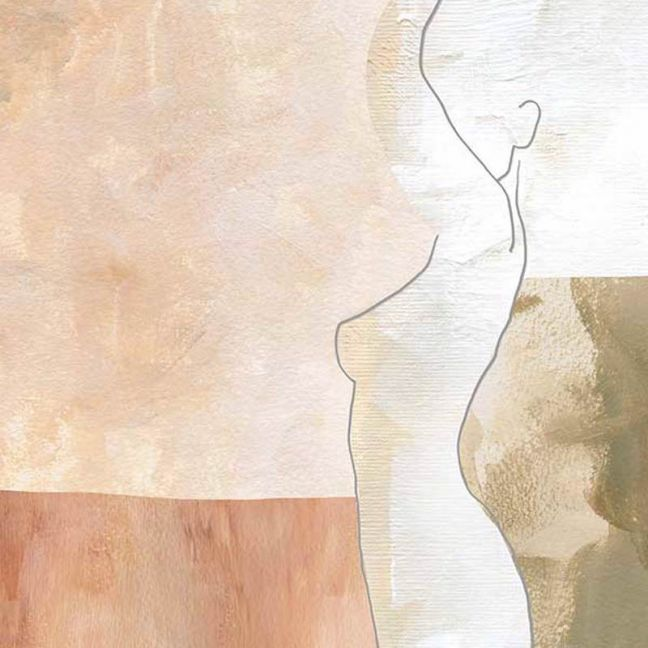 Gentle | Canvas Art Print