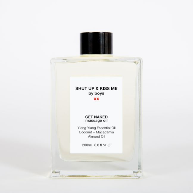 Get Naked Massage Oil | 200ml