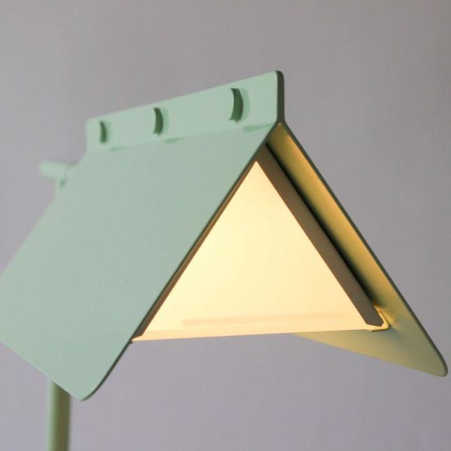 Glide Desk Lamp | Pale Green