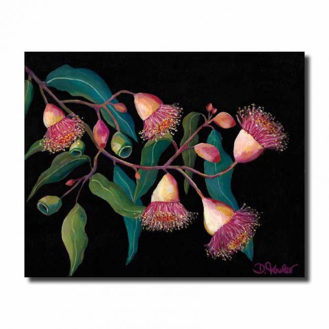 Glorious Gum Blossoms | Original Artwork