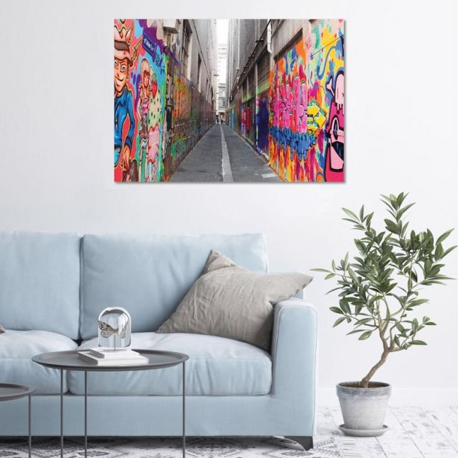 Graffiti | Stretched Canvas/ Printed Panel