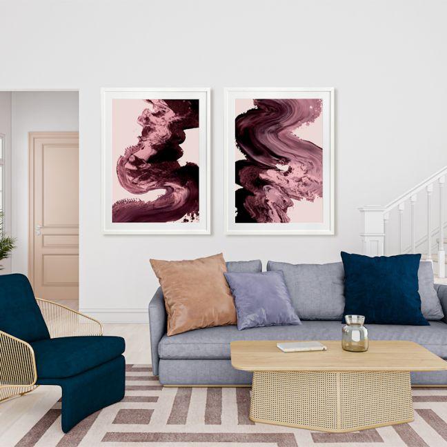 Grand Gesture | Framed Art Print