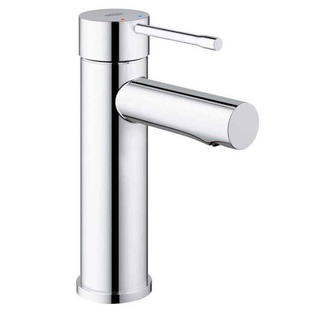 Grohe Essence New Basin Mixer Tap Chrome