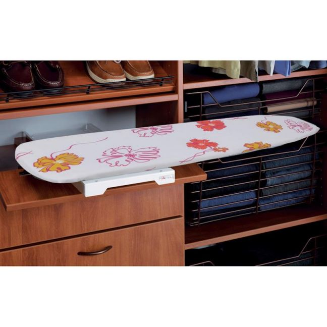 Hafele Ironfix Ironing Board | Shelf Mounted