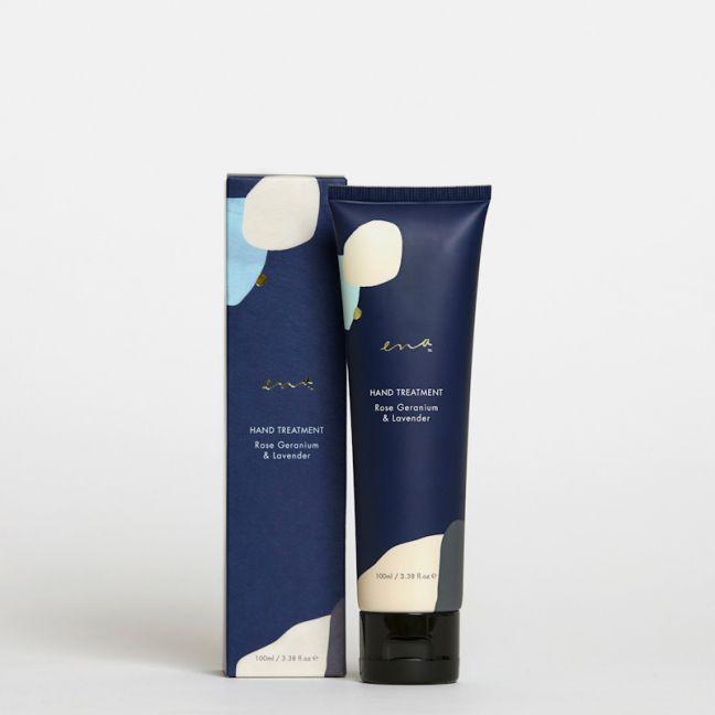Hand Treatment | Rose Geranium & Lavender 100gm |  by Ena