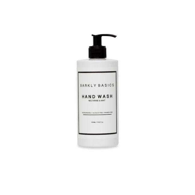 Hand Wash   Nectarine & Mint   Barkly Basics