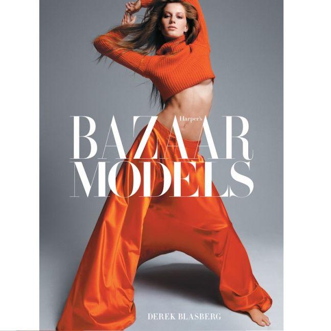 Harper's Bazaar Models | Coffee Table Book