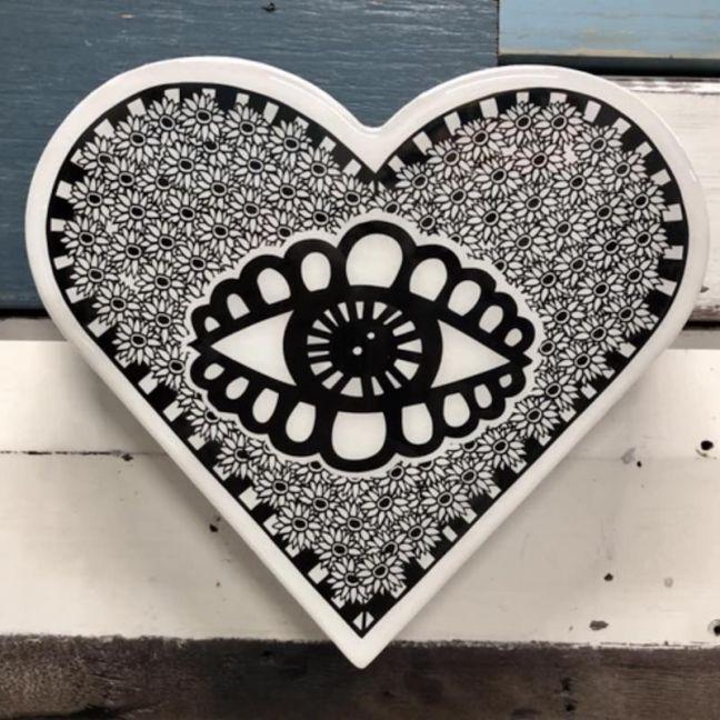 Heart - Eye Spy