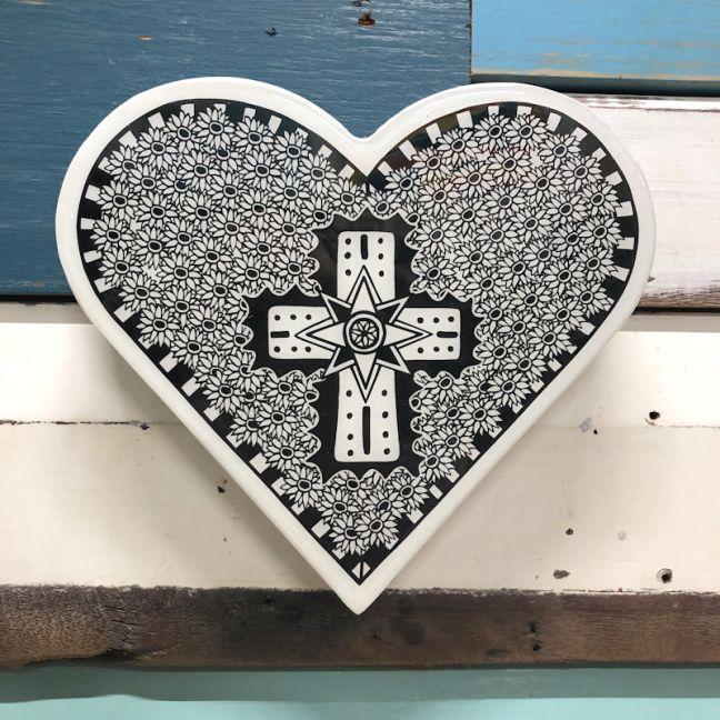 Heart | Opulent Cross