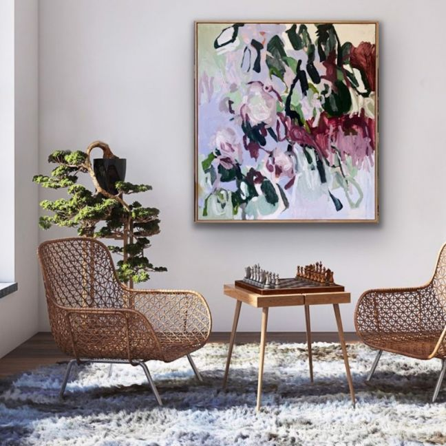Hello You by Llewellyn Skye | Original Artwork | Art Lovers Australia