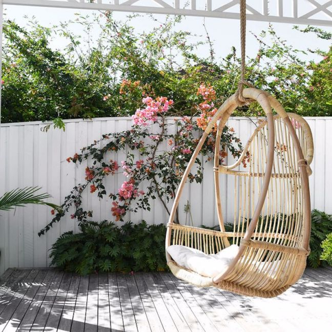 Henlow Hanging Chair in Natural | Pre Order DECEMBER