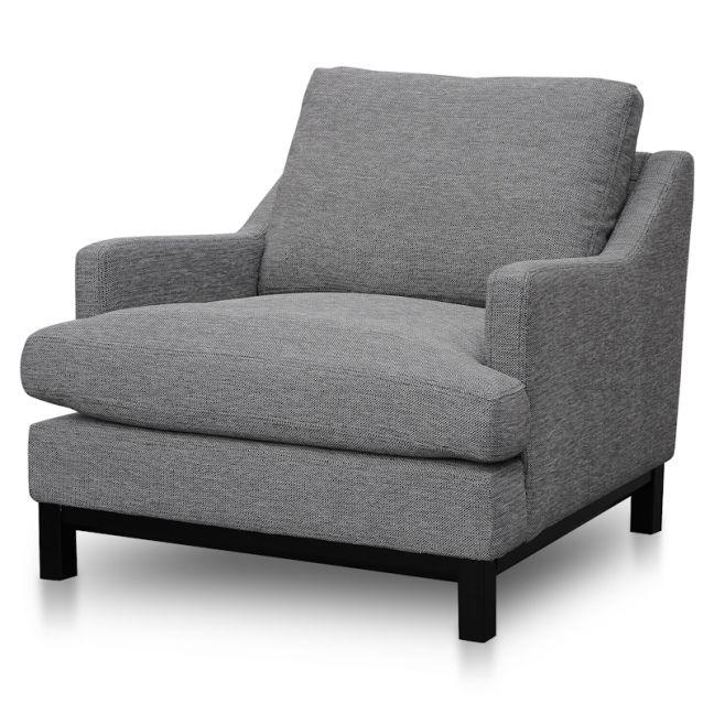 Hensley Lounge Chair   Oslo Grey