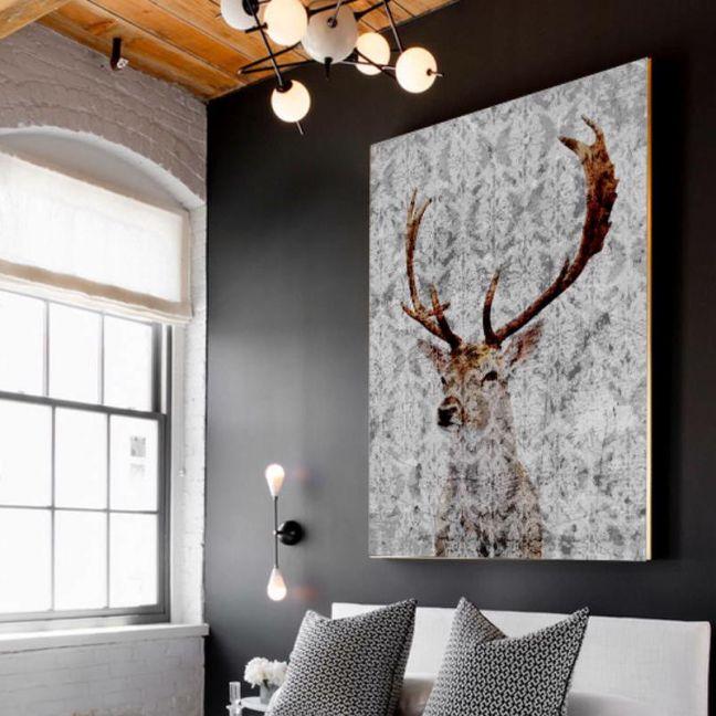 Highlands   Canvas Art