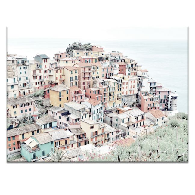 Hillside Living | Canvas or Print by Artist Lane