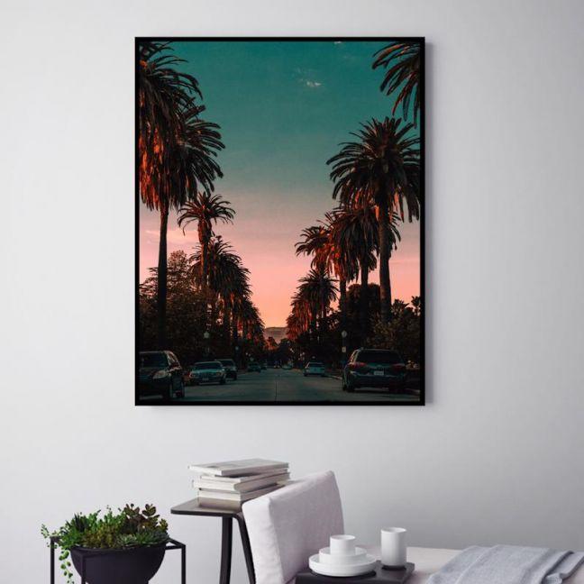 Hollywood Nights | Canvas Art