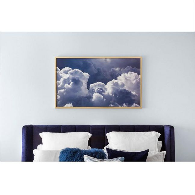 In The Clouds | Stretched Canvas or Printed Panel