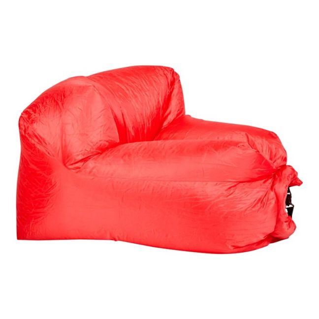 Inflatable Air Lounger | Red