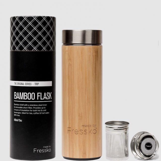 Insulated Flask | Trip Bamboo 450ml / 15oz