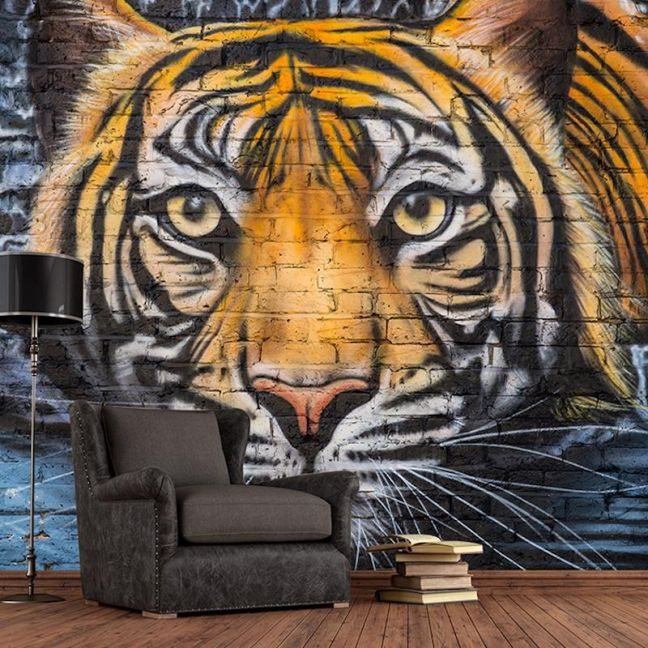 Into the Wild | Full Wall Mural