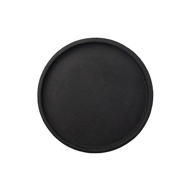 Isla Concrete Round Tray Large | CLU Living