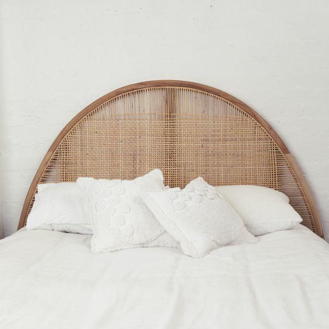 Iveta Open Weave Bed Head l Pre Order
