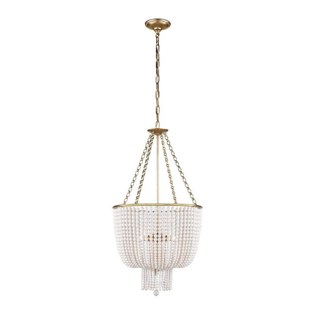 Jacqueline Chandelier | by The Montauk Lighting Co.