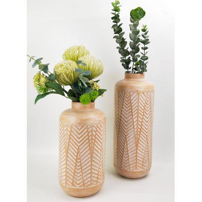 Jada Leaf Vase