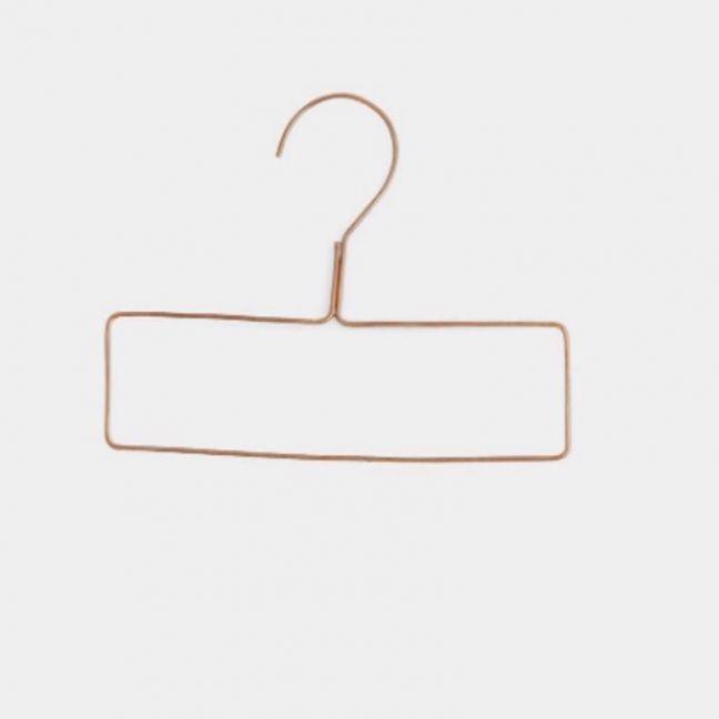 Japanese Brass Tie Hanger