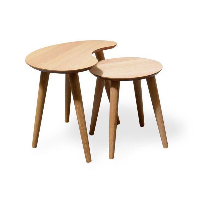 Johansen Nest of Tables | Natural | Interior Secrets