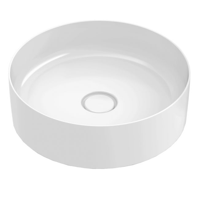 Johnson Suisse Venezia Round Counter Basin