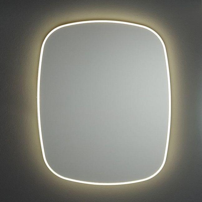Kado Lussi 600mm x 800mm LED Mirror