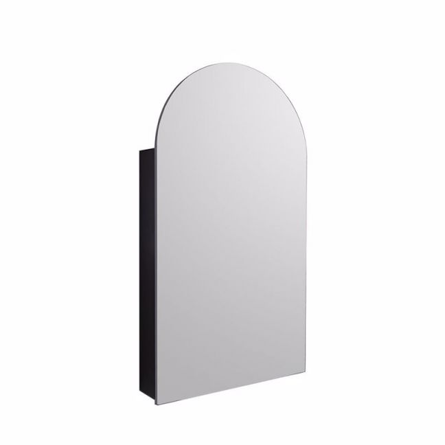 Kado Neue Arch Mirrored Shaving Cabinet 500x900mm | Reece