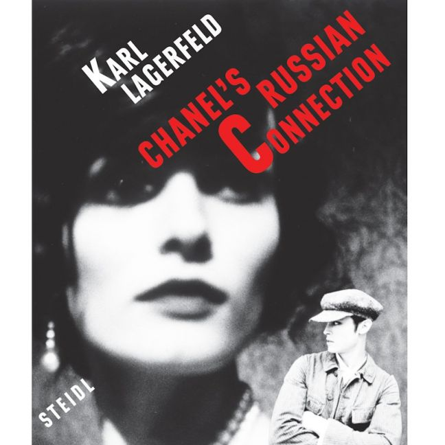 Karl Lagerfeld: Chanel's Russian Connection | Coffee Table Book