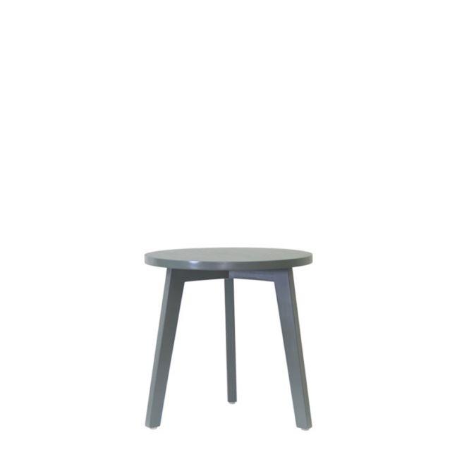 Kelly Side Table Grey  by SATARA