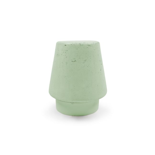 Kevin Stool in Concrete by Nood Co | Mint