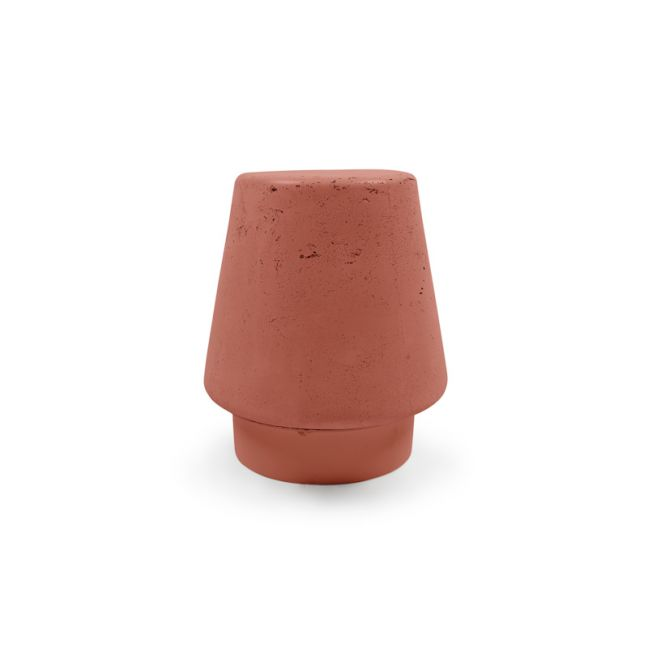Kevin Stool in Concrete by Nood Co |  Musk