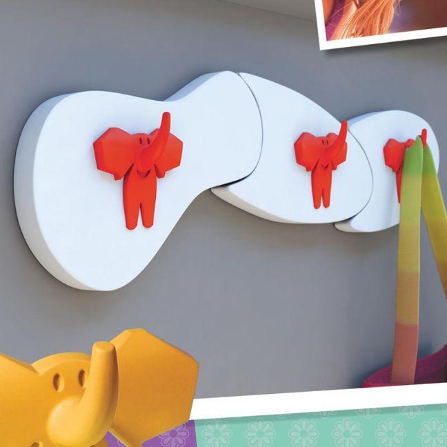 Kid's Range   Hooks & Handles   Elephant Knob or Hook