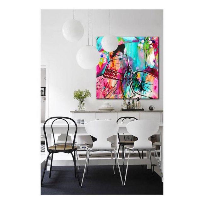 Kimono Spring | Painting by United Interiors