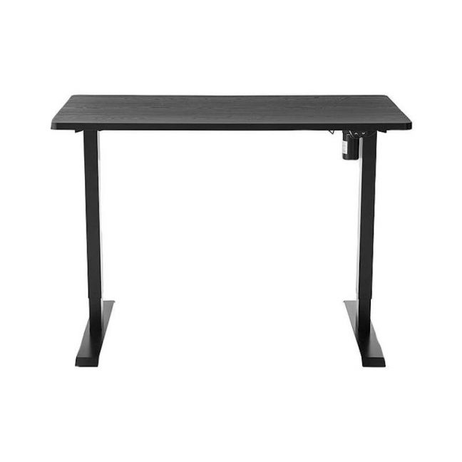 Kinetic Stand Up Desk   Black Ash   CLU Living
