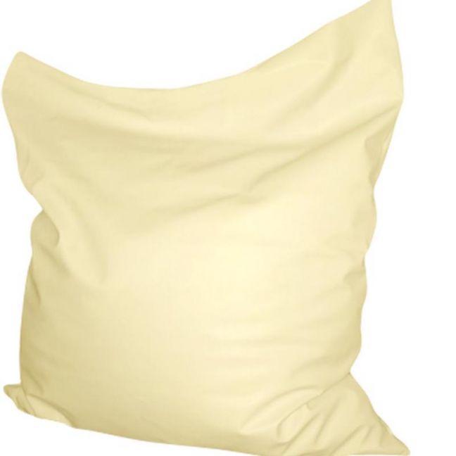 King Bean Bag   By Bliss Bean Bags   Cream