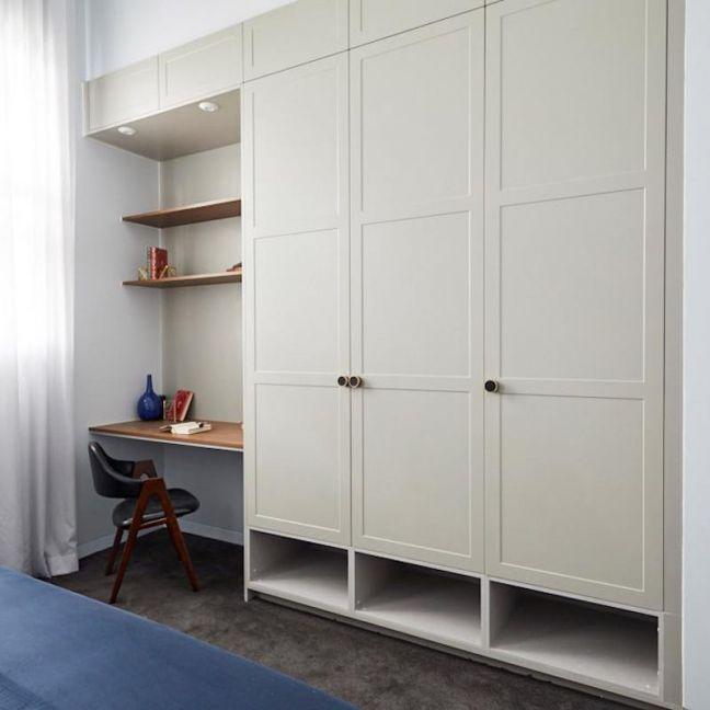 Kinsman | Guest Room 1 Wardrobe | Norm & Jess