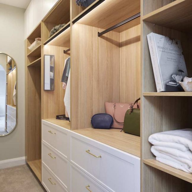 Kinsman   Master Bedroom Wardrobe   Kirsty & Jesse