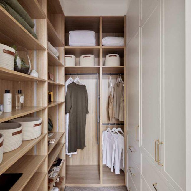 Kinsman   Master Bedroom Wardrobe    Ronnie  & Georgia