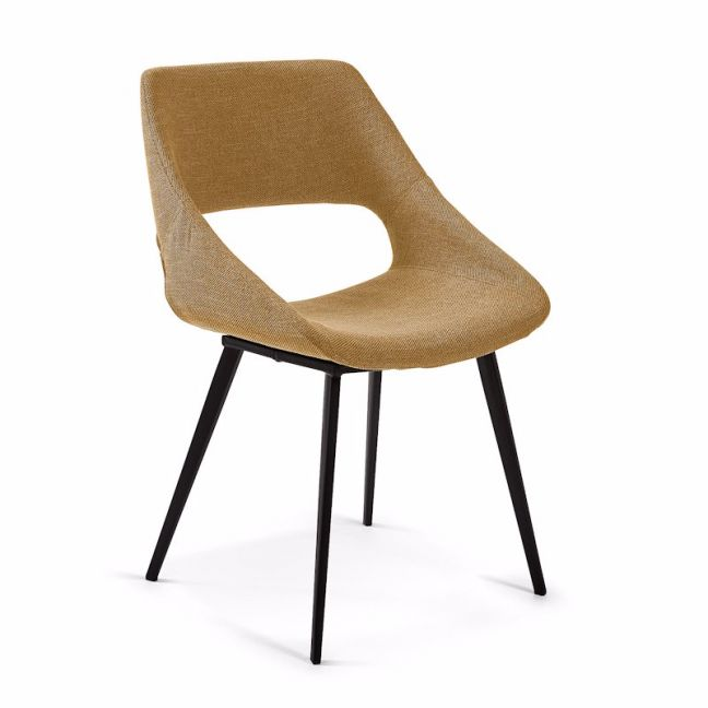 Kirin Dining Chair | Mustard Yellow | CLU Living
