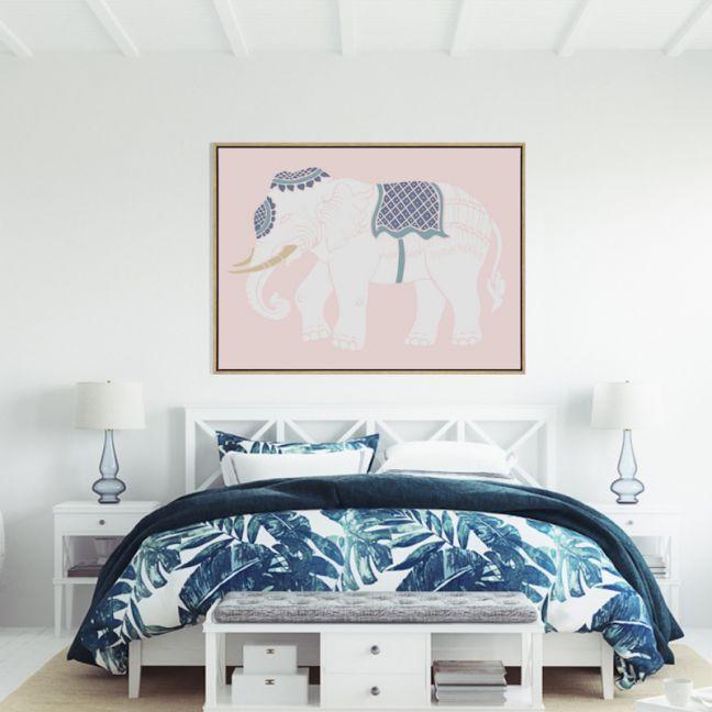 Kurger   Drop Shadow Framed Wall Art