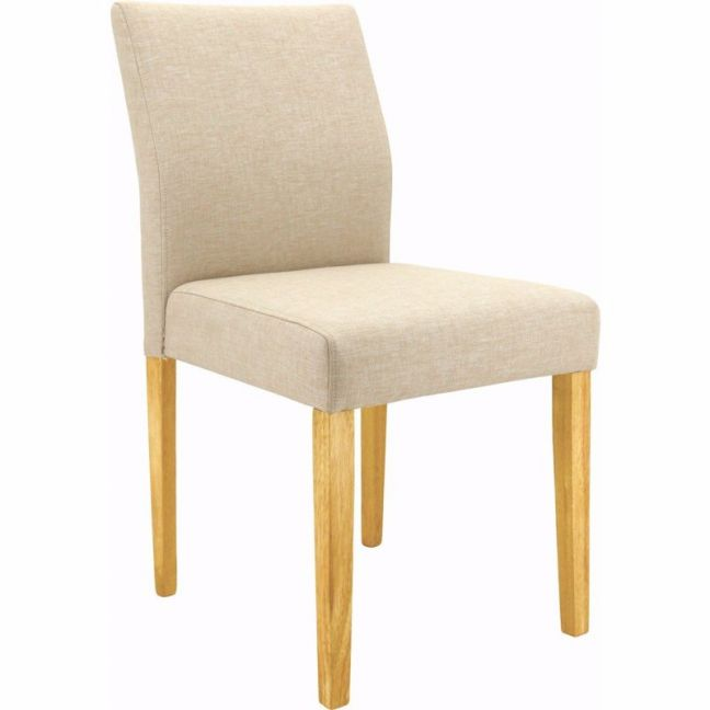 Ladee Dining Chair   Oak + Sand